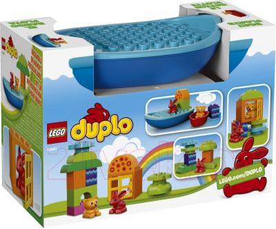 Конструктор Lego Duplo Лодочка для малышей (10567) - упаковка