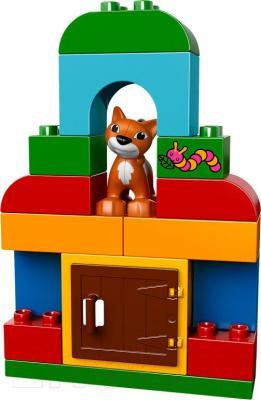 Конструктор Lego Duplo Лучшие друзья: кот и пёс (10570) - общий вид