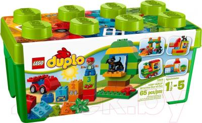 Конструктор Lego Duplo Механик (10572) - упаковка