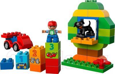 Конструктор Lego Duplo Механик (10572) - общий вид