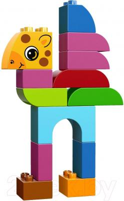 Конструктор Lego Duplo Весёлые зверюшки (10573) - общий вид