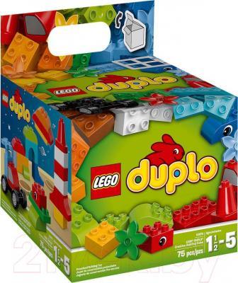 Конструктор Lego Duplo Строительные кубики (10575) - упаковка