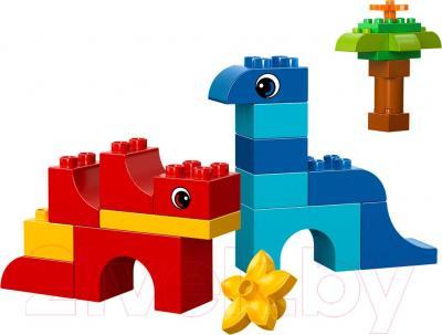 Конструктор Lego Duplo Строительные кубики (10575) - общий вид