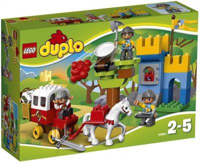 Конструктор Lego Duplo Королевская крепость (10577) - упаковка