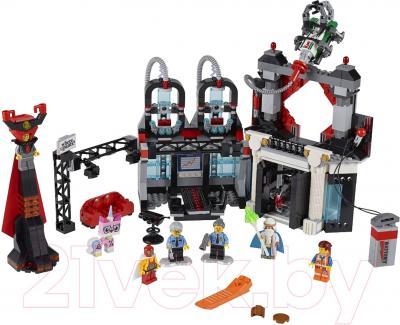 Конструктор Lego Movie Логово Лорда Бизнеса (70809) - общий вид