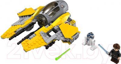 Конструктор Lego Star Wars Перехватчик Джедаев (75038) - общий вид