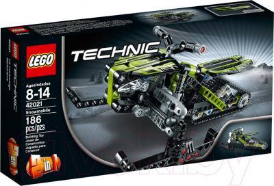 Конструктор Lego Technic Снегоход (42021) - упаковка
