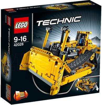 Конструктор Lego Technic Бульдозер (42028) - упаковка