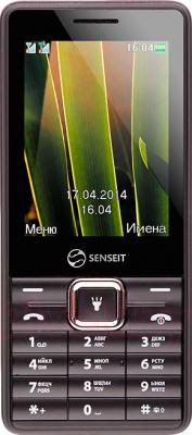 Мобильный телефон Senseit L108 - общий вид