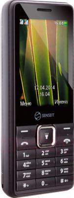 Мобильный телефон Senseit L108 - вполоборота