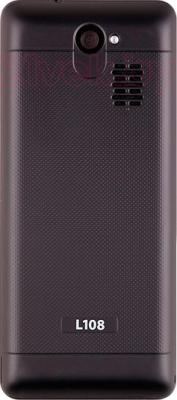 Мобильный телефон Senseit L108 - вид сзади