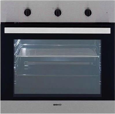 Газовый духовой шкаф Beko OIG 22100 X - общий вид
