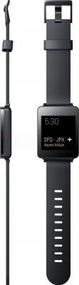 Интеллектуальные часы LG G Watch W100 - общий вид