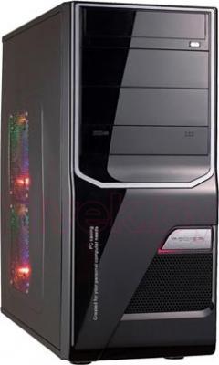 Системный блок HAFF Maxima G162410632D45D - общий вид
