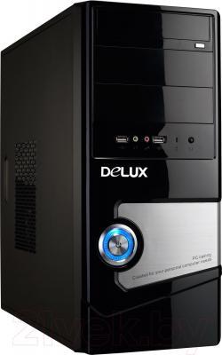 Игровой компьютер HAFF Maxima G20341064D50D - общий вид