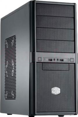 Системный блок HAFF Optima A74041065TC50D - общий вид