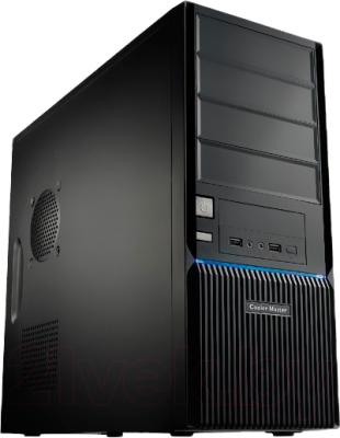 Системный блок HAFF Optima F6300410762С50D - общий вид