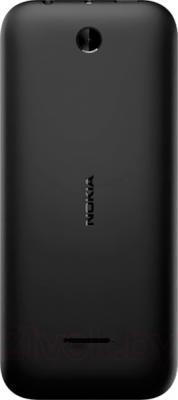 Мобильный телефон Nokia 225 (черный) - вид сзади