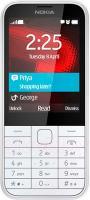 Мобильный телефон Nokia 225 (белый) -
