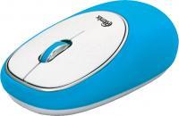Мышь Ritmix RMW-250 Antistress (синий) -