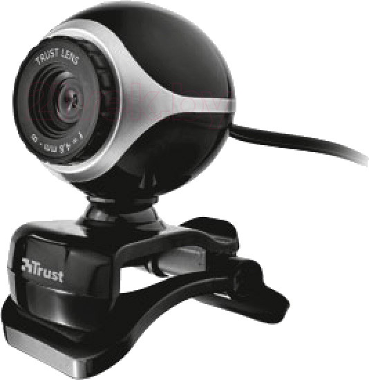 Exis Webcam (Black-Silver) 21vek.by 207000.000