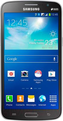 Смартфон Samsung Galaxy Grand 2 / G7102 (синий) - общий вид