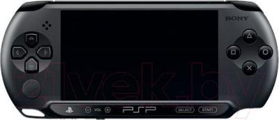 Игровая приставка Sony PlayStation Portable PSP-E1008 (PS719218791) - общий вид