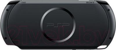 Игровая приставка Sony PlayStation Portable PSP-E1008 (PS719218791) - вид сзади