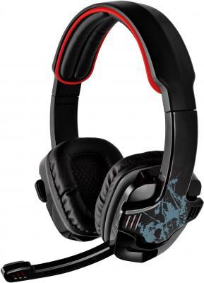 Наушники-гарнитура Trust GXT 340 7.1 Surround Gaming Headset - общий вид