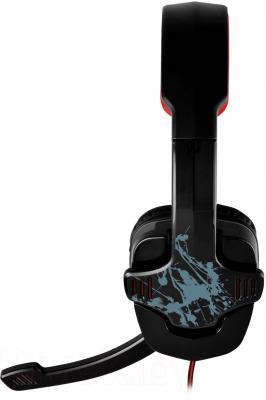 Наушники-гарнитура Trust GXT 340 7.1 Surround Gaming Headset - вид сбоку
