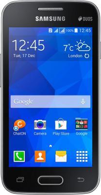 Смартфон Samsung Galaxy Ace 4 Duos / G313HU/DS (серый) - общий вид