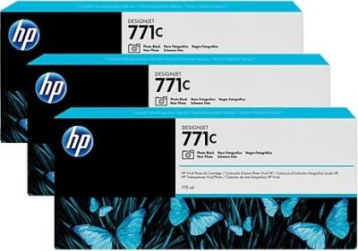 Комплект картриджей HP B6Y37A