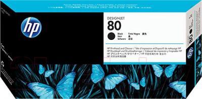 Печатающая головка HP 80 (C4820A) - общий вид
