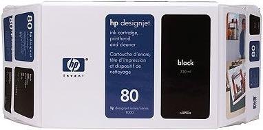 Картридж HP 80 (C4871A)
