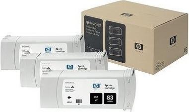 Комплект картриджей HP 83 (C5072A)