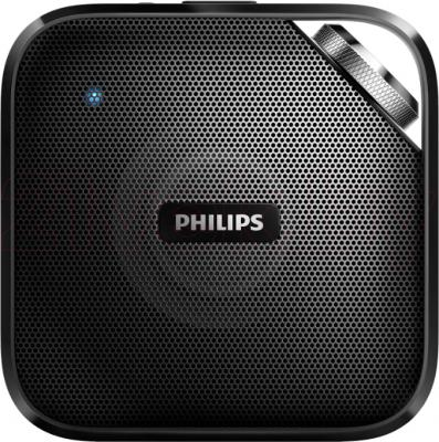 Портативная колонка Philips BT2500B/00 - вид спереди