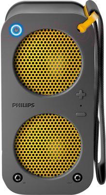 Портативная колонка Philips SB5200G/10 - вид спереди