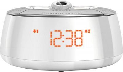Радиочасы Philips AJ5030/12 - фронтальный вид