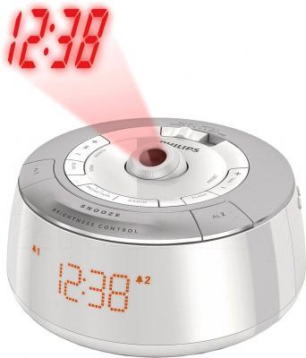 Радиочасы Philips AJ5030/12 - проекция времени