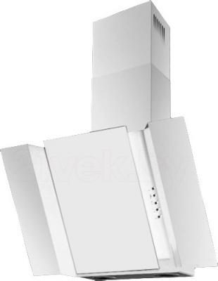Вытяжка декоративная Ciarko Specjal Star (50, белое стекло) - общий вид