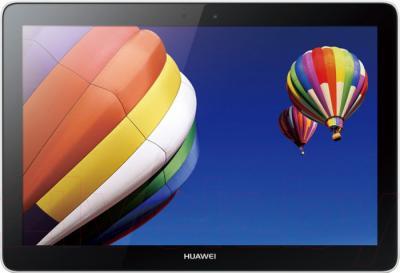 Планшет Huawei MediaPad 10 Link + S10-231u (8Gb, шампань) - фронтальный вид
