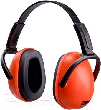 Наушники защитные 3M 1436 (оранжевые) - общий вид