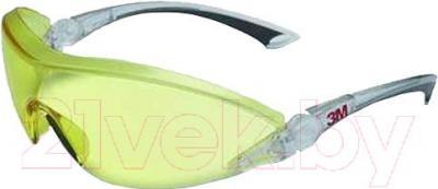Защитные очки 3M 2842 (желтая линза) - общий вид
