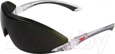 Защитные очки 3M 2845 (зеленая линза) - общий вид