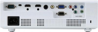 Проектор Acer H6510BD (MR.JFZ11.001) - разъемы