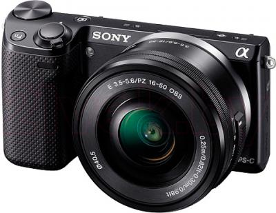 Беззеркальный фотоаппарат Sony Alpha NEX-5TL - общий вид