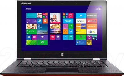 Ноутбук Lenovo Yoga 2 Pro (59402623) - фронтальный вид