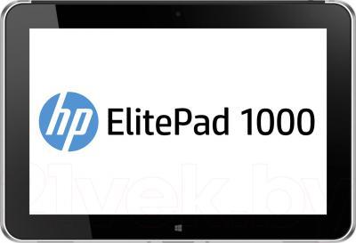 Планшет HP ElitePad 1000 G2 (G6X14AW) - фронтальный вид