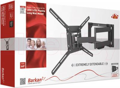 Кронштейн для телевизора Barkan 44F.B - упаковка