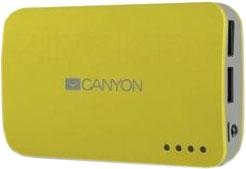 Портативное зарядное устройство Canyon CNE-CPB78Y - общий вид